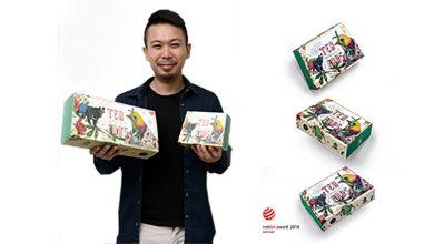 Photo of 台新銳設計師劉經瑋 連3年奪德國紅點設計大獎