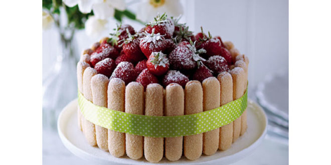 蛋糕新革命-裸感蛋糕。(圖片來源:麥浩斯出版)