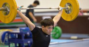 我國女子舉重好手林子琦原先將在10日凌晨參加63公斤級奧運賽事,卻傳出因藥檢未過遭到台灣代表團主動暫時停賽。  圖片來源:體育署