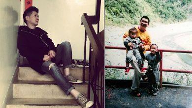 Photo of 教出台大醫學系兒子 曾是低收入單親爸:「先把自己帶好!」