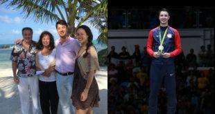 陳海翔獲得鈍劍項目銀牌,他表示家人是他的訓練時的最大支持。(翻攝陳海翔臉書)