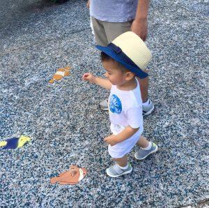 侯佩岑常曬兒子萌照,讓好友、粉絲們直喊可愛。(圖片來源:侯佩岑臉書)