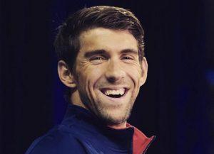 藉由基督徒好友鼓勵,菲爾普斯開心的帶領美國游泳代表隊參加本屆里約奧運。