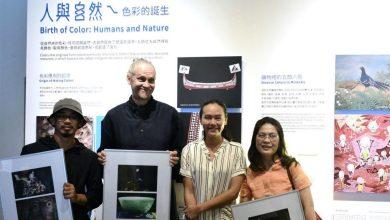 Photo of 藝術家查「顏」觀「色」 台灣文化美色盡現
