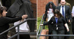 英國警方逮捕兩名為了錢綁架女童的少女。(圖片來源/翻攝自網路)