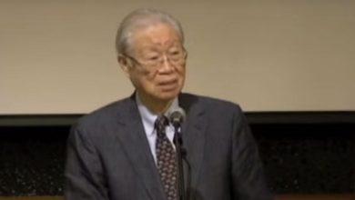 Photo of 周聯華牧師逝世 心臟衰竭享年96歲