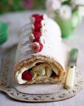 裸感蛋糕-時髦極簡風。(圖片來源:La Vie 圖書部,麥浩斯出版)