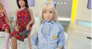 美國性愛玩偶公司「Real Doll」也透露,將研發製作配備人工智能的高檔性愛玩偶,更擬真人。(翻攝網路)