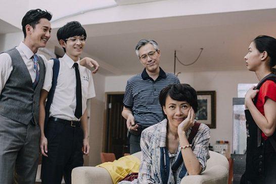 「戀愛沙塵暴」用一家五口去包裝不同年齡層對於愛情的疑惑與憧憬(照片來源:好風光提供)