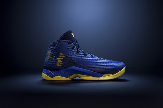 Curry 2.5-Dub Nation Royal 形象圖