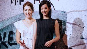許瑋甯和孟耿如兩大雙姝將出演劇中重要角色。(圖片來源:吳宜庭攝)