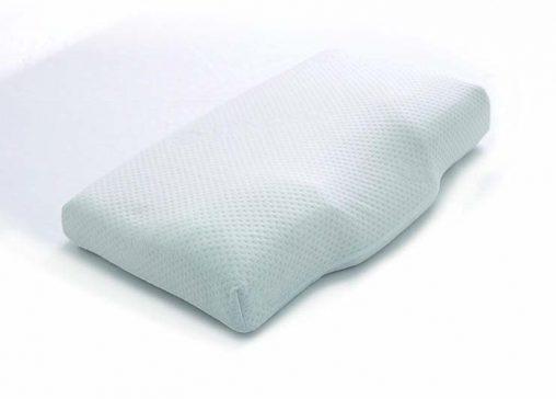 HOLA home抗菌側臥親耳性記憶枕