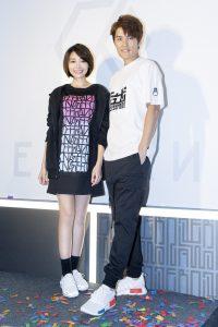 馬來西亞歌手林明禎擔任品牌大使,為Debrand站台。(圖片來源:華納音樂提供)