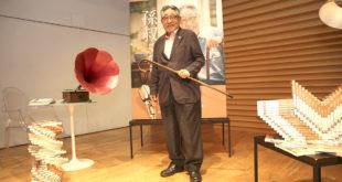 孫越新書《孫叔唱副歌上市》今舉辦發表會。(照片由GOOD TV提供)