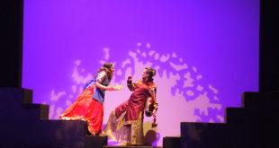 來自印度孟買的團體劇場來台首演《仲夏夜之夢》。(圖片來源:台北巿政府提供)