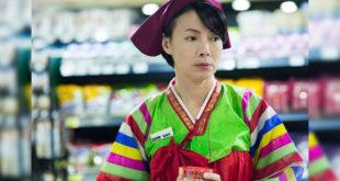 上週「戀愛沙塵報」於台視首播,飾演中年婦女的柯淑勤贏得PPT網友一致讚賞。(照片來源:好風光提供)