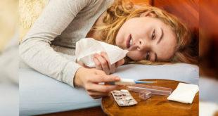 最新研究指出,民眾若在感冒時自行服用解熱鎮痛藥,並不會加速恢復。(圖片來源:123rf)