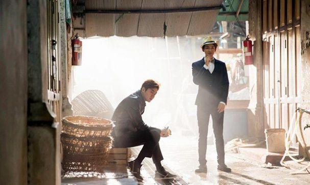 李敏鎬飾演身手矯健的保鑣與飾演國際刑警的鍾漢良有精采對手戲,擦出許多火花笑料不斷。