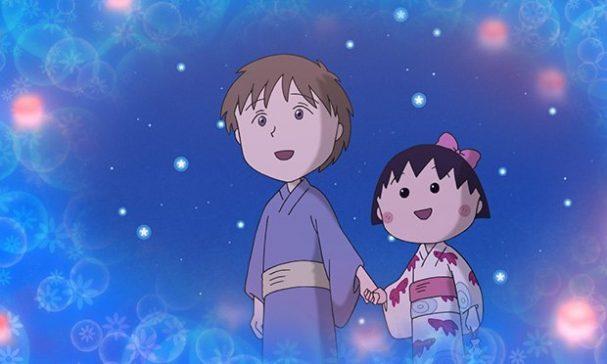 片中安排義大利少年安德烈與小丸子有純純的愛。(圖片由采昌媒體提供)