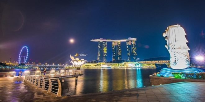 疾管署提醒民眾,新加坡目前已被列為茲卡病毒流行地區,務必做好防蚊措施。(圖片來源/網路)