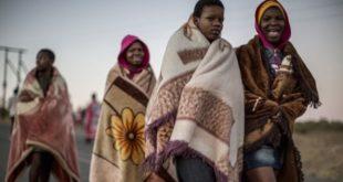 非洲女性因社會陋習,導致感染愛滋病機率奇高無比。(圖片來源/翻攝自網路)