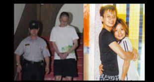 教唆殺人的蘇玉真(右)遭判10年有期徒刑,不過,已在去年9月,服完7年半的刑期,因表現良好假釋出獄。張鶴齡(左)獲判無期徒刑。(翻攝網路)