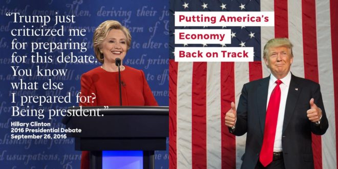根據CNN公布的數據,有62%的民眾認為希拉蕊贏得辯論。(翻攝臉書)