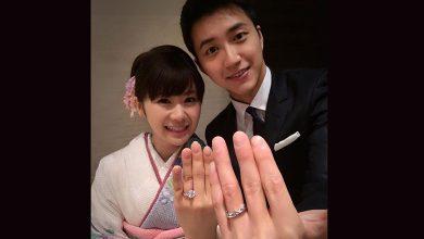 Photo of 江宏傑拿鑰匙向福原愛求婚 「希望妳成為這個家的女主人」