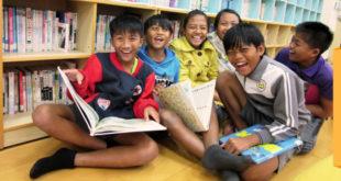 教育是孩子翻轉生命的機會。(示意圖,圖非當事人。圖片來源:取自世界展望會粉專)