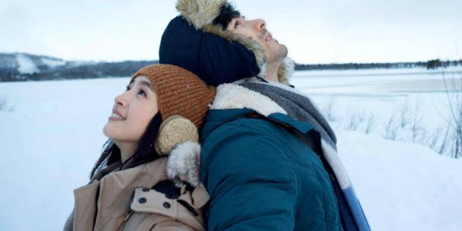 林依晨(左)、鳳小岳主演的新片《我的蛋男情人》即將上映。(圖片提供:翻攝我的蛋男情人 My Egg Boy臉書)