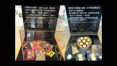 Photo of 糖果包裝毒品 跳跳糖、梅粉、巧克力全是假的