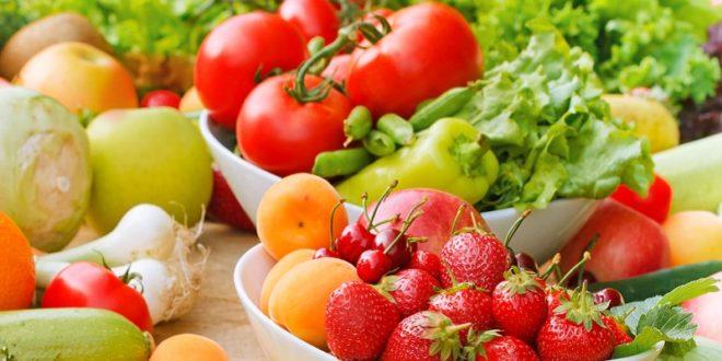 現在人注重養生及健康,蔬菜和水果是飲食中不可缺少的重要元素。(圖片來源/網路)