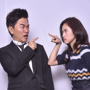 吳宗憲與女兒吳姍儒以《小明星大跟班》一同入圍金鐘51。(圖片來源:小明星大跟班臉書)
