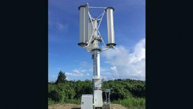 Photo of 日工程師發明颱風發電機 一個颱風可供電50年