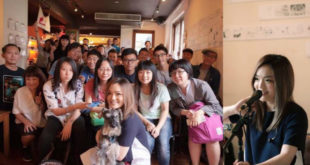 徐佳瑩出席「不流浪音樂會」,用好歌聲響應「以領養代替購買」。(合成照,圖片提供:翻攝LaLa徐佳瑩臉書)