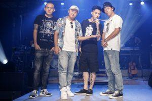 謝和弦邀請到玖壹壹擔任此次演唱會嘉賓。(圖片來源:華納音樂提供)