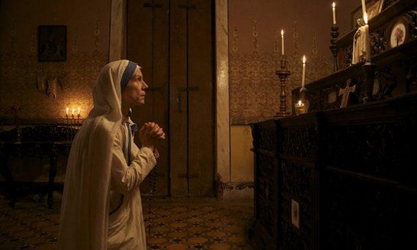 文森神父曾描述德蕾莎修女是一位熱心禱告的人,她認為禱告是靈魂的糧食。(照片由威視提供)