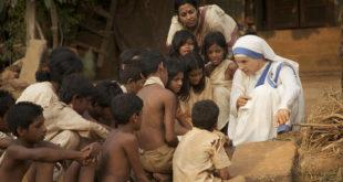 9月2日電影《愛無止盡德蕾莎》上映,電影刻意淡化德蕾莎修女的神聖光環,向世人批露她較為人鮮知靈性低潮的一面。(照片由威視提供)