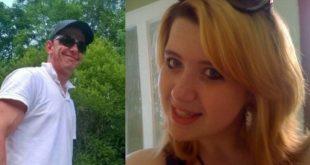 15歲少女艾瑪伯特(右)被親生父親(左)性侵長達2年,日前重判12年入獄服刑中。(照片摘自每日郵報)