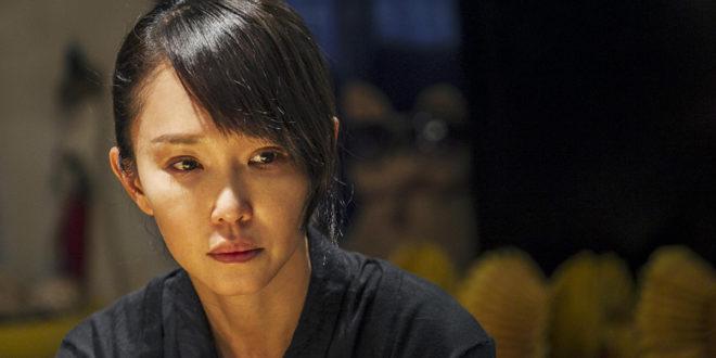 范文芳表示《心靈時鐘》劇本每看必哭,拍攝時情緒緊繃。(照片由威視電影提供)