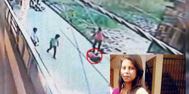 印度德里發生一起命案,一名年輕女性走在街上遭到男子狠刺22刀喪命,犯案過程中沒有路人停下腳步制止,令人不勝唏噓。(合成照片,翻攝indianexpress)