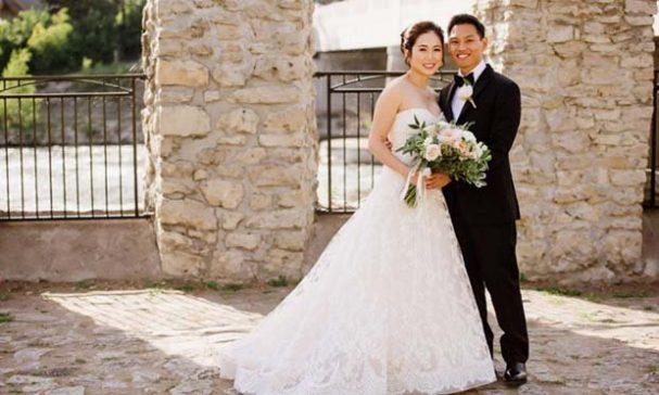 庫斯特表示,喬杜與老公也是從他處移居加拿大,婚禮就像一場小型聯合國。(照片翻攝thestar)