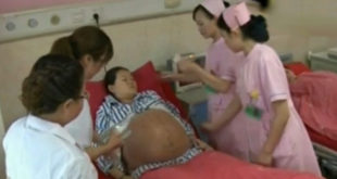 中國大陸施行二胎化政策後,孕婦死亡率急遽飆升。(翻攝網路)