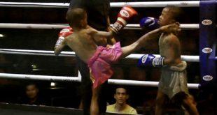 應是無憂無慮的童年,泰國的貧童們卻為改進家人生計,而當起了小小泰拳選手。(圖片來源/翻攝自網路)