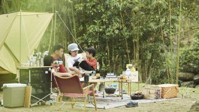 Photo of 花式露營 一家人簡單的幸福Party