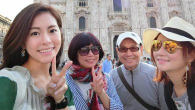 Photo of 「爸媽65歲了」 Selina喬假期出國全家更親近