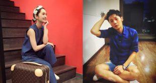 楊丞琳最近鬆口,認了男友李榮浩「可以嫁了!」。(圖片來源:楊丞琳臉書&李榮浩臉書)
