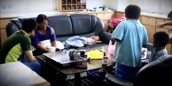 失聯一家五口找到了 3子女被緊急安置