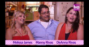 美佛州1男2女共住在一個屋簷下,睡在同一張床上,過著3P生活,上演著女男、女女的多元性愛。