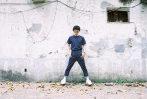盧廣仲這次發揮「戲胞」加入《植劇場》系列的〈花甲男孩〉擔任男主角。(圖片來源:添翼創越提供)